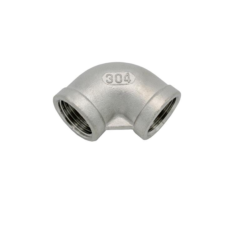 不锈钢管件-LB90